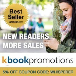 Kindle Book Promotions 5% Off Coupon Code: WHISPERER